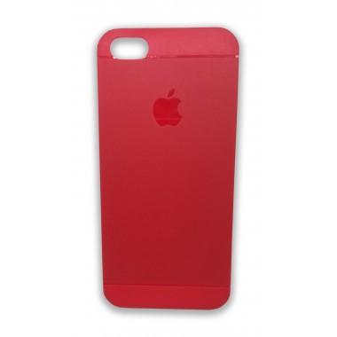Пластиковый чехол Ozaki  красный (copy) для iPhone 5/5s/SE