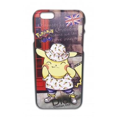 Пластиковый чехол Pokemon Go Dior для iPhone 6/6s
