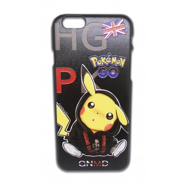 Пластиковый чехол Pokemon Pikachu для iPhone 6/6s