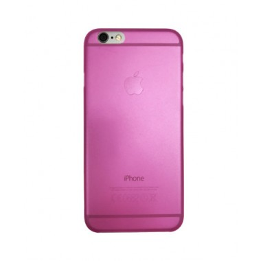Ультратонкий розовый чехол для iPhone 6/6s