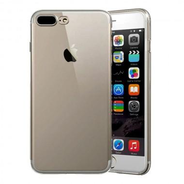 Силиконовый черный чехол Rock Slim Jacket для iPhone 7 и 8 Plus