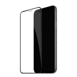 Защитное стекло Hoco Fast attach 3D full-screen HD tempered glass для iPhone Xs Max