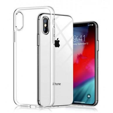 Прозрачный силиконовый чехол OU Case для iPhone Xs Max