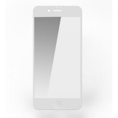 Защитное стекло Remax Perfect tempered glass белое для Iphone 7 Plus и 8 Plus