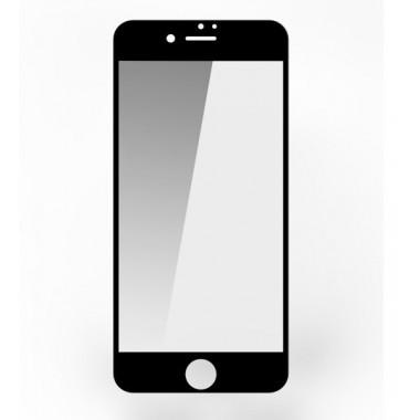 Защитное стекло Remax Perfect tempered glass черное для Iphone 7 и 8
