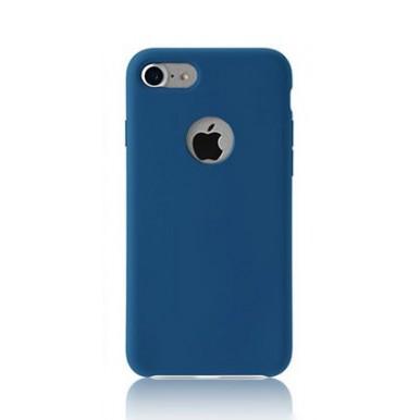 Silicone case Remax Kellen синий для iPhone 7 и 8