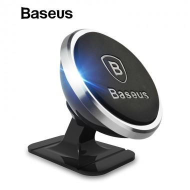 Автомобильный магнитный держатель Baseus 360 для смартфонов