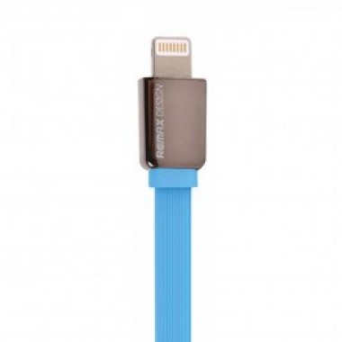 Lightning USB кабель Remax King Kong Series синий