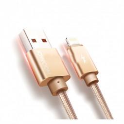 Lightning USB кабель тканевый JOYROOM 2м