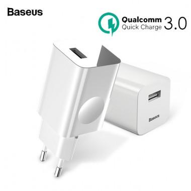Сетевое зарядное устройство Baseus Charging Quick 3.0