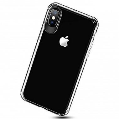 Прозрачный силиконовый чехол Usams Jam для iPhone X и Xs