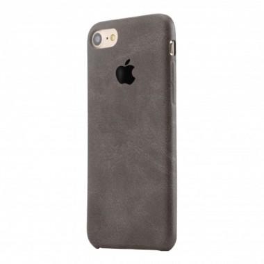 Коричневый кожаный чехол для iPhone для iPhone X и Xs