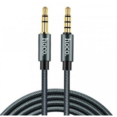 AUX музыкальный кабель AUX-кабель Нoco Noble sound