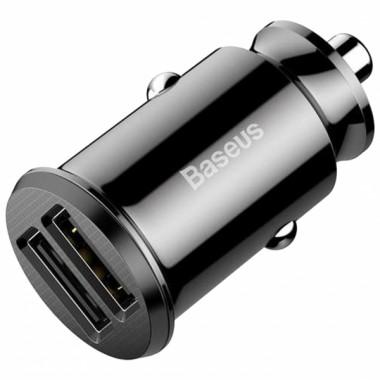 Автомобильное зарядное устройство Baseus Grain 2USB/3,1A