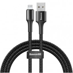 Lightning USB кабель Baseus  Halo 0.5m