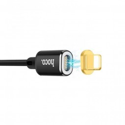 Lightning USB кабель Hoco U28 Magnetic adsorption