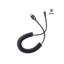 Lightning USB кабель Baseus  Double spring