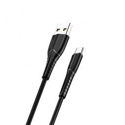 Type-C Data кабель USAMS US черный
