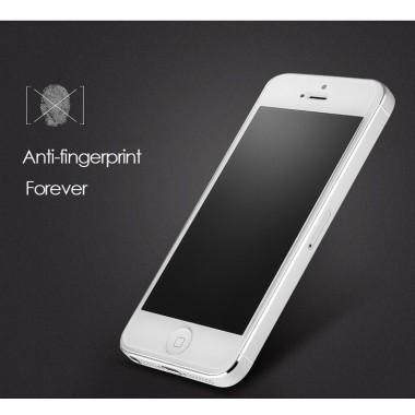 Матовое защитное стекло на экран для iPhone 4/4s
