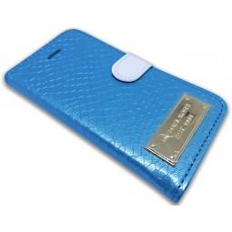 """Чехол-книжка """"Michael Kors"""" голубая для iPhone 6/6s"""