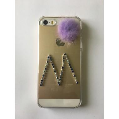 """Пластиковый чехол """"М"""" для для iPhone 5/5S"""