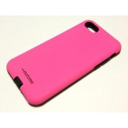 Антиударный розовый чехол Motomo Sport для iPhone 7 и 8