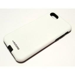 Антиударный белый чехол Motomo Sport для iPhone 7 и 8