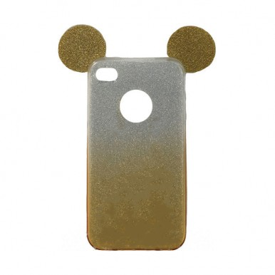 Чехол 3D чехол Ears для iPhone 5/5s/SE