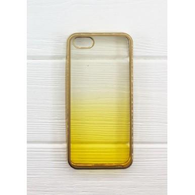 Силиконовый чехол Aspor Golden Collection для iPhone 7 и 8 Plus