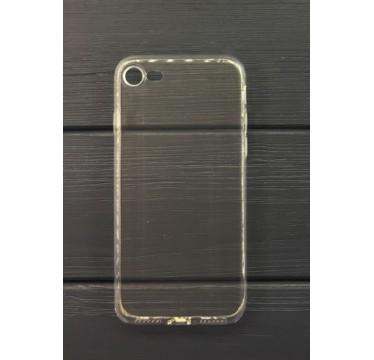 Силиконовый прозрачный чехол Aspor ice collection для iPhone 6/6s