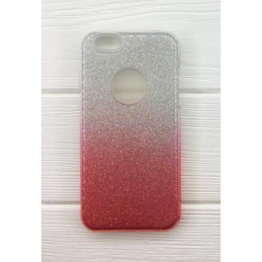 Силиконовый розовый чехол Aspor Mask Collection для iPhone 7 и 8 Plus