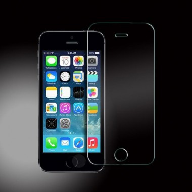 Переднее+заднее прозрачное стекло REMAX PLUS для iPhone 5/5S