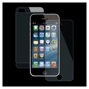 Комплект защитных пленок для iPhone 5/5s/SE