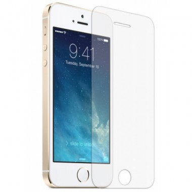 Защитное стекло Yoobao softe edge для iPhone 5/5s/5c/SE