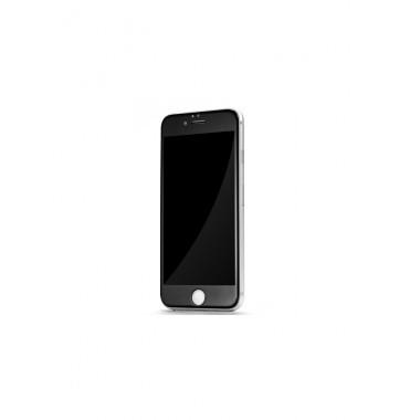 Защитное 3D стекло черное с силиконовыми краями Remax для iPhone6/6s