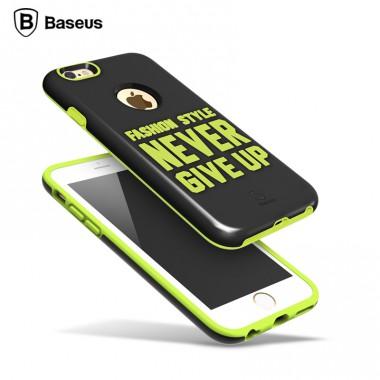"Антиударный чехол ""Baseus Never Give Up"" для iPhone 6/6s"