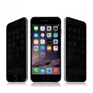 Защитное стекло на экран Шпион для iPhone 6+/6s+