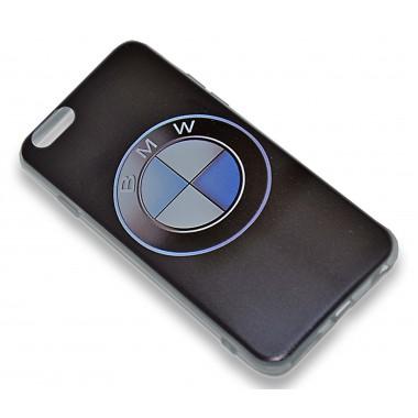 """Силиконовый чехол """"BMW"""" для iPhone 6/6s"""