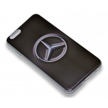 """Силиконовый чехол """"Mercedes"""" для iPhone 6/6s"""