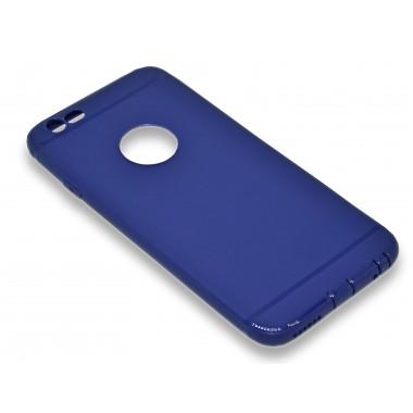 "Ультратонкий синий чехол ""Case"" для iPhone 7 Plus"