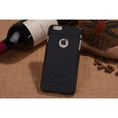 """Пластиковый чехол """"Дерево"""" черный для iPhone 6/6s"""