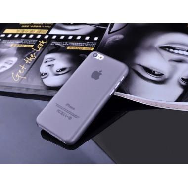 """Ультратонкий фиолетовый чехол """"0.2mm"""" для iPhone 5C"""