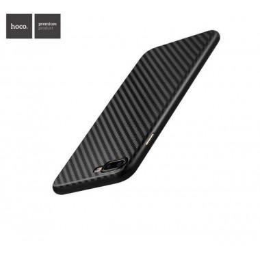Ультратонкий чехол Hoco Ultra thin series carbon для iPhone 7 Plus