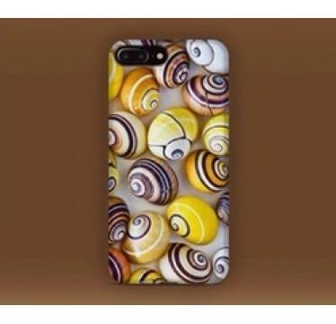 Пластиковый чехол Aspor Snail для iPhone X