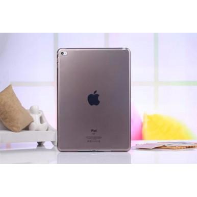 Черный силиконовый чехол для iPad Air 2