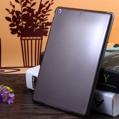 Черный силиконовый чехол для iPad Air