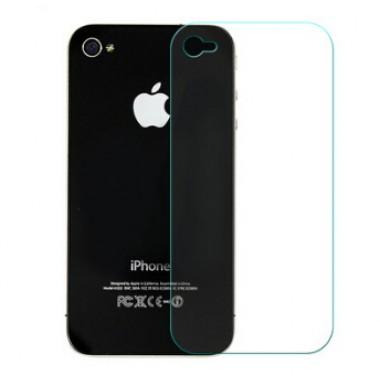 Заднее защитное стекло REMAX PLUS для iPhone 4/4s