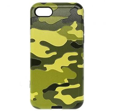 Антиударный чехол Remax Cover Haki Shok зеленый для iPhone 7 и 8