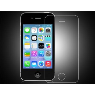 Комплект защитных стекол REMAX PLUS для iPhone 4/4S