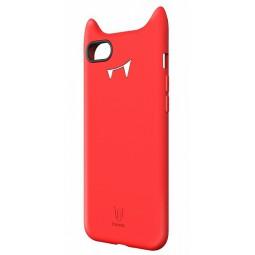 Силиконовый чехол Baseus Devil Baby Case для iPhone 7